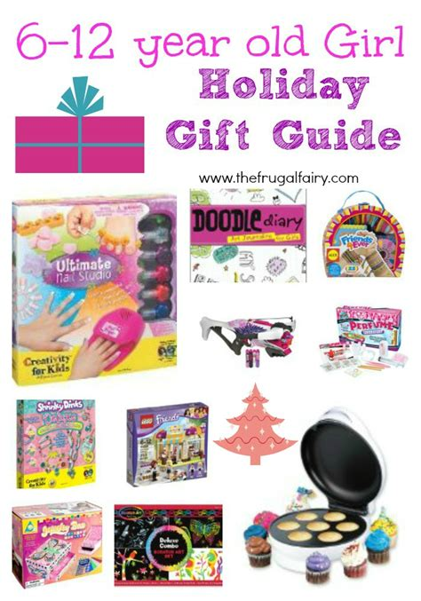 gifts for 6 12 year old girls