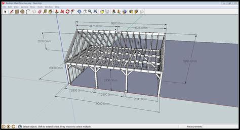 a frame roof design designing roofs for solid oak frames