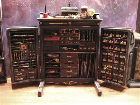 apothecary desk for sale magnificent 1 12 scale witch wizard s apothecary