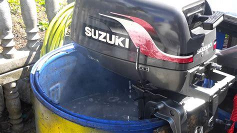 Suzuki 2 Stroke Outboards 2000 Suzuki Dt 4 Hp Outboard Motor 2 Stroke Dwusuw