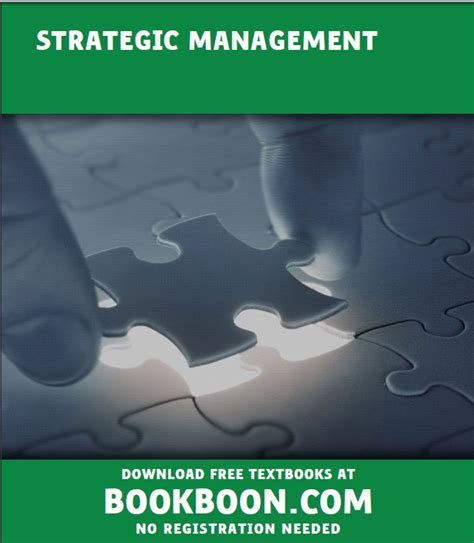 Strategic Management Books For Mba Free by Book Strategic Management Books For Accontants Free
