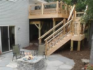 deck stairs design ideas studio design gallery