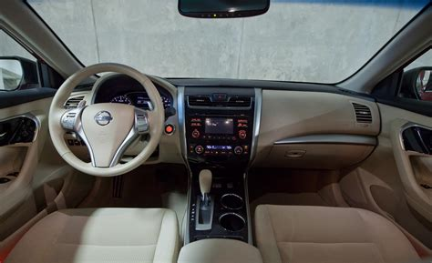 2013 nissan altima interior car and driver