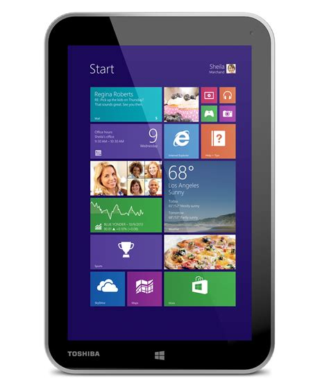 toshiba intros new satellites the nd15t notebook encore tablet and click detachable pcworld