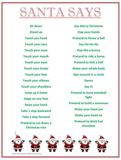 Printable Christmas Party Games For Work | 29 awesome school christmas party ideas