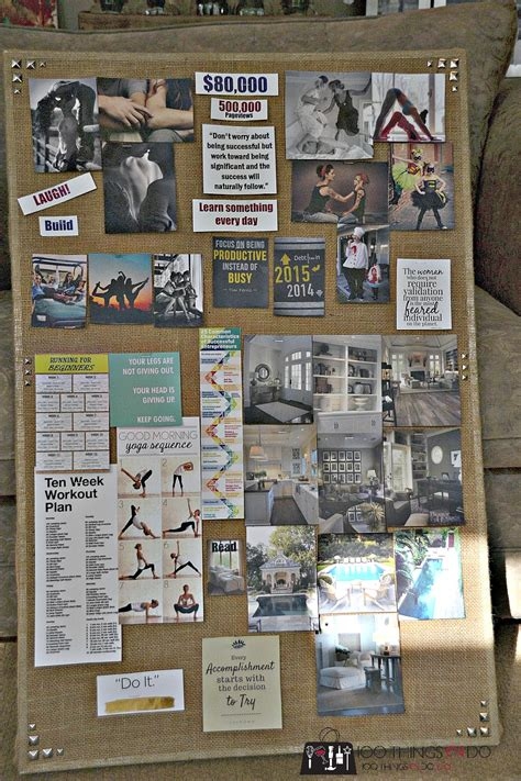 how to create a vision board one that creating a vision board 100 things 2 do