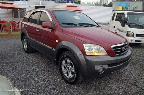 Kia 2002 Price Used Kia Suv 2002 Kia Sorento 2002 Rwanda Carmart