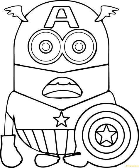 free minion coloring pages minion dave coloring page free coloring pages