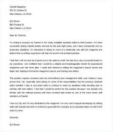 Letter Of Interest Template by How To Write An Expression Of Interest Letter For A