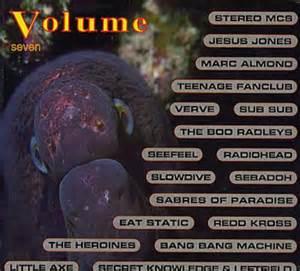 Seven Of Mc Volume 2 various artists volume seven featuring radiohead cd