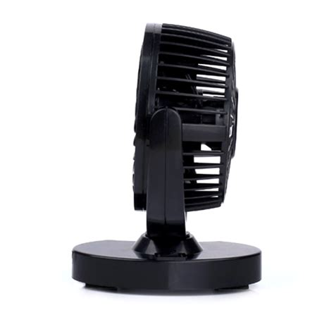 Kipas Angin Mobil Mobile Fan 12v huxin kipas mobil 360 degree mini electric car fan black jakartanotebook