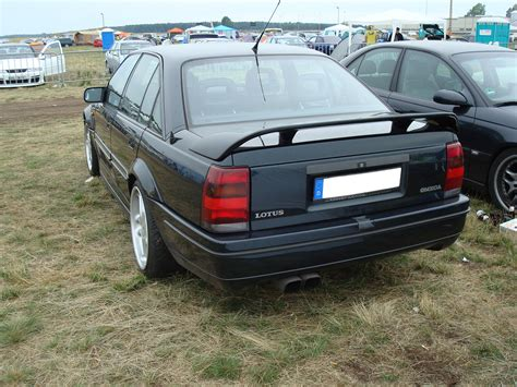 Opel Lotus Omega Opel Lotus Omega Technical Details History Photos On