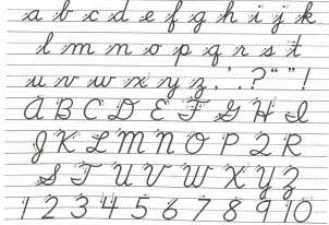 should cursive writing be taught in schools educational