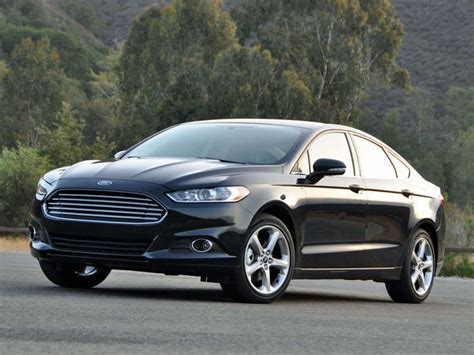 Fusion Package 2014 ford fusion review and spin autobytel