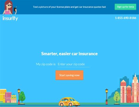 AI Auto Insurance Platforms : insurify