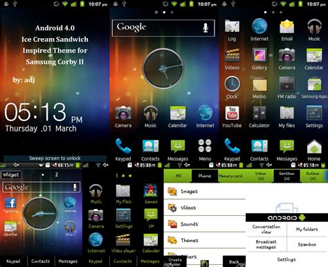 themes download samsung corby 2 samsung corby 2 themes free download android