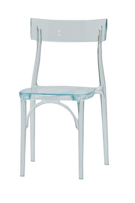 sedie trasparenti colico design sedie trasparenti cose di casa