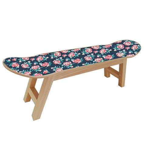 skateboard furniture small roses on skateboard furniture