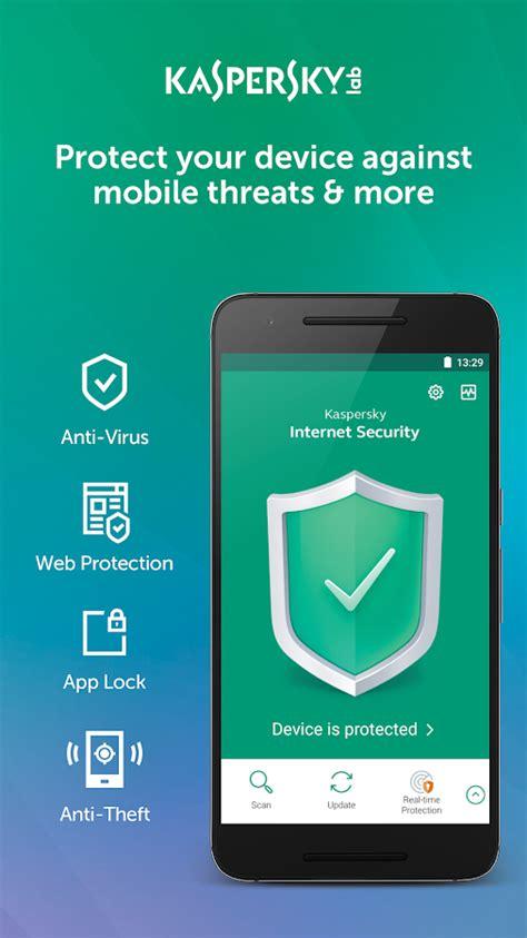 antivirus mobile kaspersky mobile antivirus applock web security