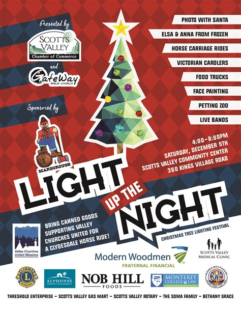 Light Up The by Light Up The Tree Lighting Festival