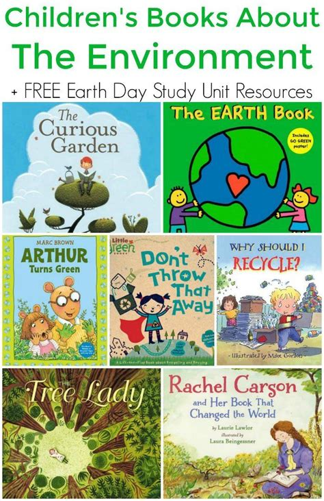 themes in children s stories childrens books about the environment earth day unit