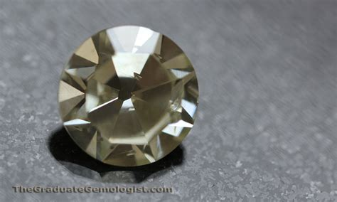 Brilliant Best 25 Single 23 86ct Diamond The Graduate Gemologist