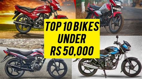 2017 top 10 best mileage bikes under rs 60 000 in india motorcycles under 50000 in india review about motors