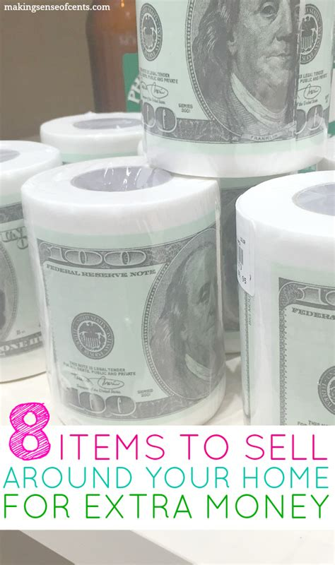 Selling Stuff Online To Make Money - 8 things to sell to make money declutter your home today