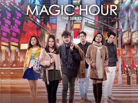 tayangan ulang film magic hour siap tayang di iflix magic hour the series tak kalah