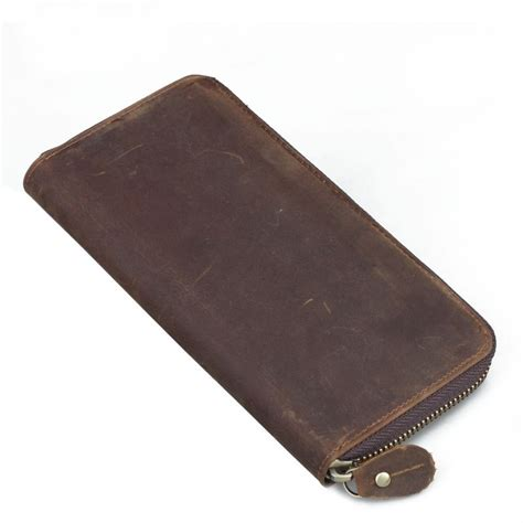 Wallet Brown leather clutch wallet brown western leather wallets