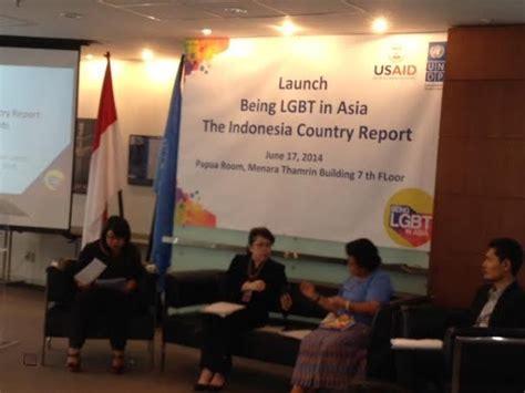 detik lgbt undp lgbt di indonesia masih alami diskriminasi hingga