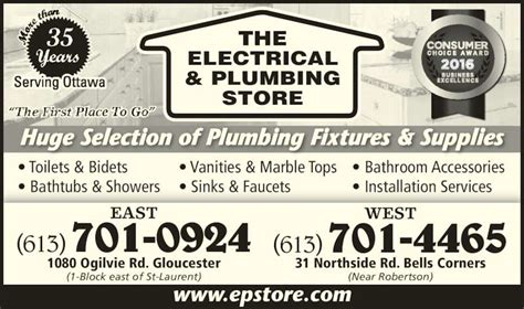 Electrical Plumbing Store electrical plumbing store the gloucester on 1080