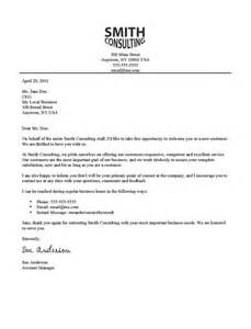 Business Letter Sle To Customer 4 Benefits Of Writing A New Customer Welcome Letter Step Guide