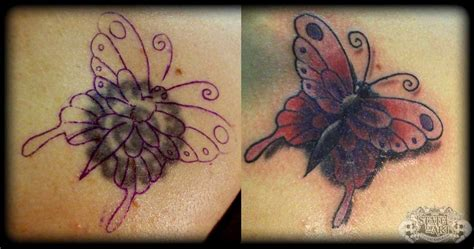 butterfly cover up tattoos butterfly cover up by state of on deviantart