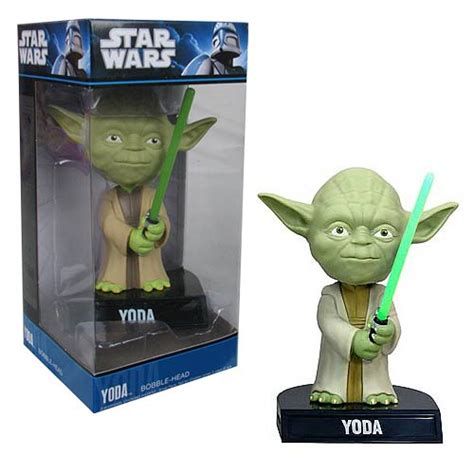 bobblehead yoda wars yoda bobble funko wars bobble