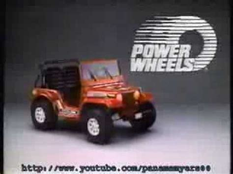 power wheels jeep 90s 11 things we miss from the 90s