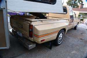 Dual Wheels For Toyota Truck Find Of The Week 1981 Toyota Dualie With Matching