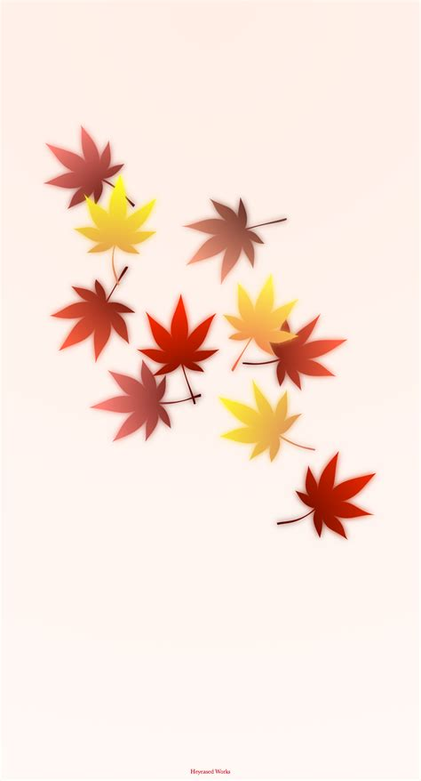 autumn  japan mysterious iphone wallpaper