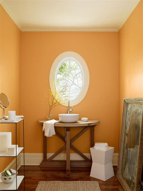 grey and yellow bathroom ideas half bath pinterest best 25 orange bathroom paint ideas on pinterest diy