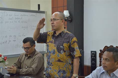 Etos Kerja Islam By Dr H Hamzah Ya Cub tingkatkan etos kerja satpam dan cleaning service iain pontianak