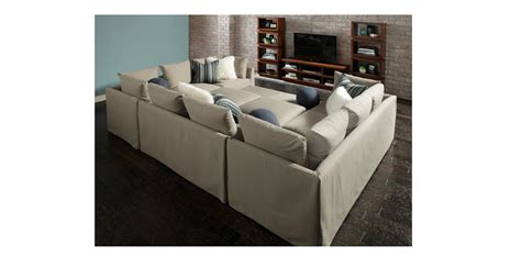mitchell gold slipcovered sofa mitchell gold and bob williams dr pitt sectional