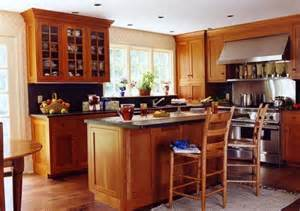 Light Cherry Kitchen Cabinets by Inspiring Idea On Light Cherry Cabinets Kitchen Pictures