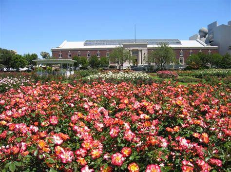 Exposition Park Garden by Exposition Park Garden