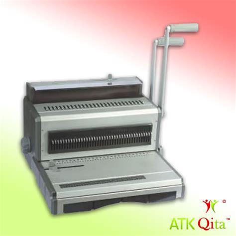 Mesin Jilid Binding Gemet 30 L mesin jilid binding kawat 2 1 dan 3 1 gemet 200f ukuran folio f4