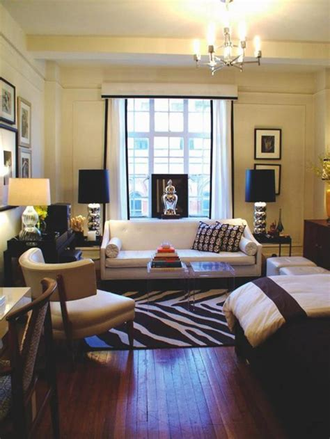 studio apartment makeovers decorating home design