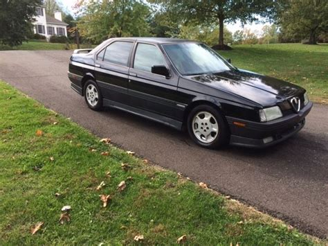Alfa Romeo 164s For Sale Alfa Romeo 164s For Sale For Sale Photos Technical