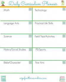 home planners free homeschool daily planner how we use it homeschool