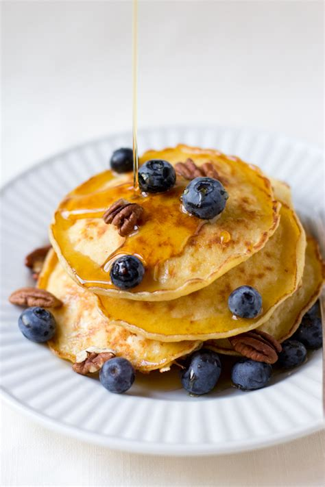 Pancakes Made With Cottage Cheese by Cottage Cheese Pancakes Dramatic Pancake