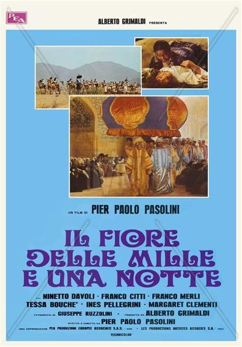 il fiore delle mille e una notte las mil y una noches 1974 filmaffinity