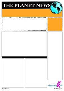 blank newspaper template blank newspaper template microsoft word www imgkid